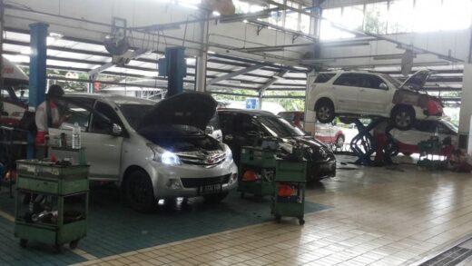Pilihan Servis di Dealer Toyota