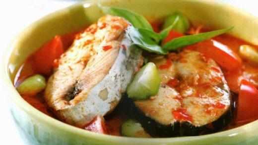 3 Menu Masakan Ikan Tenggiri Yang Enak Dikonsumsi