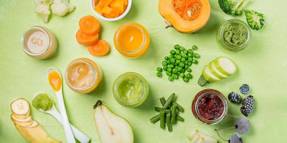 Menu MPASI Terbaik, Pastikan Makanan Bayi Mengandung 5 Zat Ini